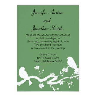 枝緑の愛鳥 カード