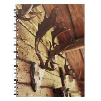 枝角のコレクション ノートブック