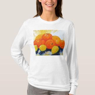 柑橘類のしぶきII Tシャツ