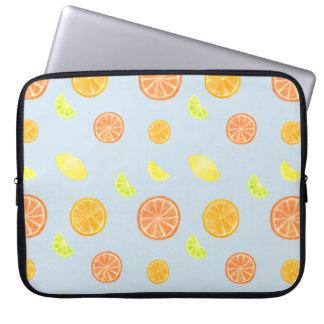 柑橘類はラップトップスリーブをスライスします ラップトップスリーブ