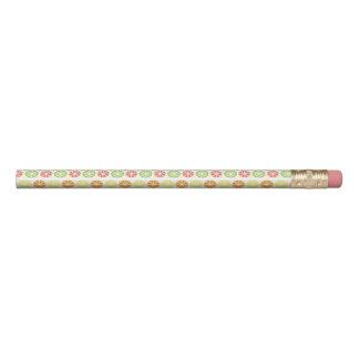 柑橘類パターン鉛筆 鉛筆