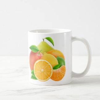 柑橘類 コーヒーマグカップ