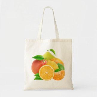 柑橘類 トートバッグ