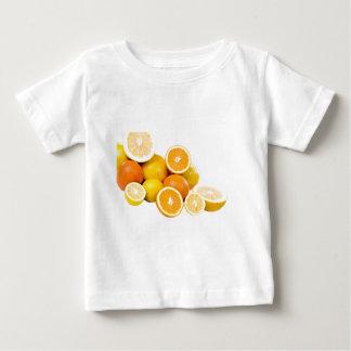 柑橘類 ベビーTシャツ