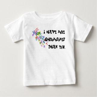 染色体 ベビーTシャツ