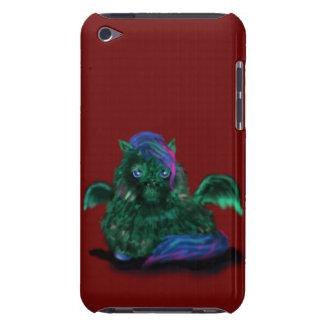柔らかいドラゴンの子馬 Case-Mate iPod TOUCH ケース
