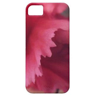 柔らかいピンクのメロディーのiPhoneの例 iPhone 5 Case