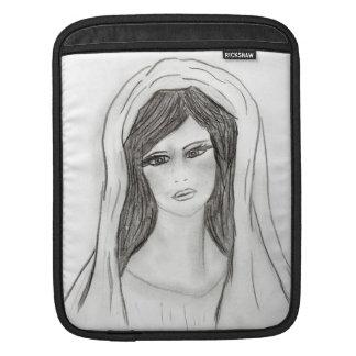 柔らかいメリー iPadスリーブ