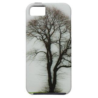 柔らかい冬の木 iPhone SE/5/5s ケース