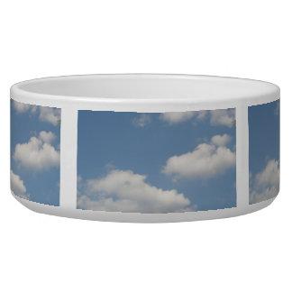 柔らかい積雲犬ボール
