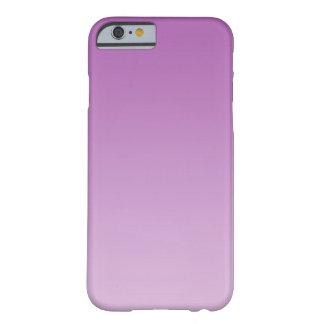 柔らかい紫色のグラデーション BARELY THERE iPhone 6 ケース