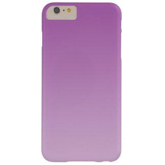 柔らかい紫色のグラデーション BARELY THERE iPhone 6 PLUS ケース