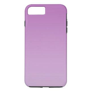 柔らかい紫色のグラデーション iPhone 8 PLUS/7 PLUSケース