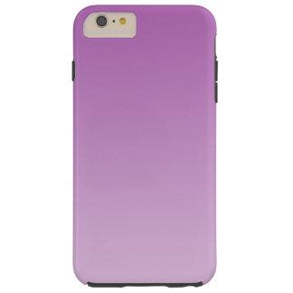 柔らかい紫色のグラデーション TOUGH iPhone 6 PLUS ケース