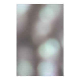 柔らかい色の抽象的なライト チラシ