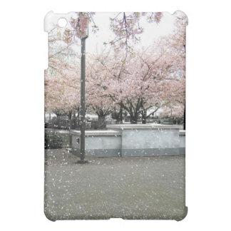 柔らかい花 iPad MINIケース