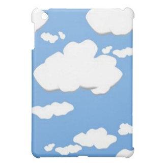 柔らかい雲の箱 iPad MINIケース