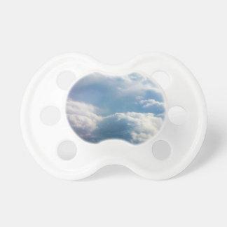 柔らかい雲 おしゃぶり
