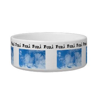 柔らかく白い雲; カスタマイズ可能 ボウル