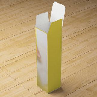 柔らかく黄色い子ガモ ワインギフトボックス