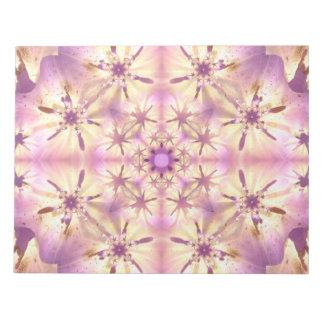 柔らかさの曼荼羅 ノートパッド