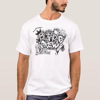 柔和なラベル Tシャツ
