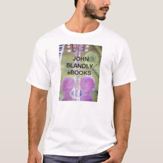 柔和のジョンのeBookのTシャツ Tシャツ