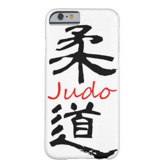 柔道の書道のiPhone6ケース Barely There iPhone 6 ケース