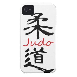 柔道の書道のiPhone 4/4Sの場合 Case-Mate iPhone 4 ケース