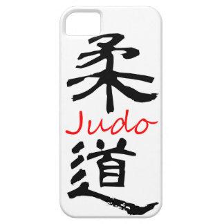 柔道の書道のiPhone 5/5Sの場合 iPhone SE/5/5s ケース