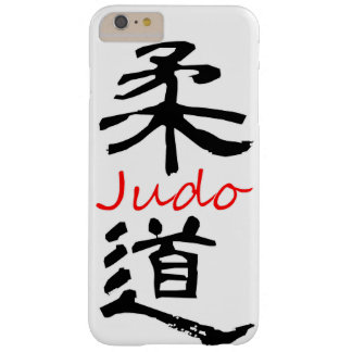 柔道の書道のiPhone 6のプラスの場合 Barely There iPhone 6 Plus ケース