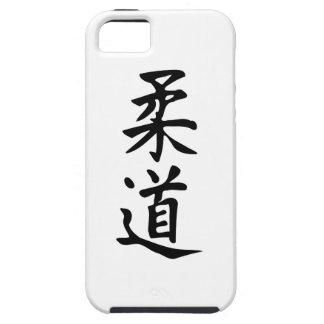 柔道の漢字の中国語 iPhone SE/5/5s ケース
