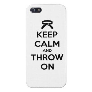 柔道のIphoneの素晴らしい場合 iPhone 5 Case