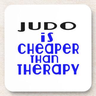 柔道はセラピーより安いです コースター