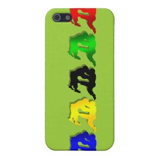 柔道メンズアスリートの武道レディーススポーツ・ファン iPhone 5 ケース