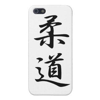 柔道- Juudouのための日本のな漢字 iPhone SE/5/5sケース