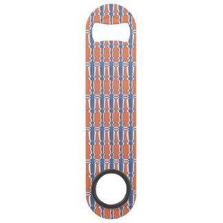 柱のオレンジ速度の栓抜き スピードボトルオープナー