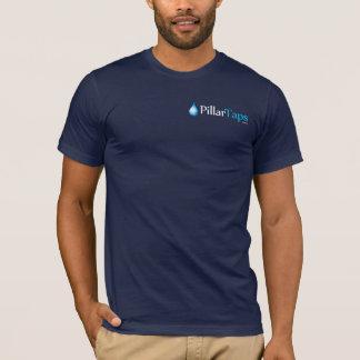 柱のタップ Tシャツ