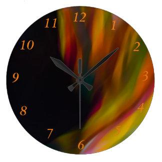 柱時計の多彩なLudi Barrsのオリジナルのデザイン! ラージ壁時計