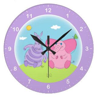 柱時計の子供へ部屋 時計