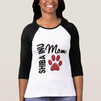 柴犬のお母さん2 Tシャツ