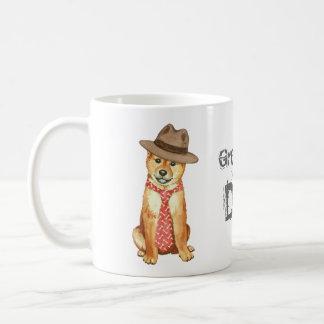 柴犬のパパ コーヒーマグカップ