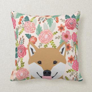柴犬犬の品種枕家の装飾 クッション