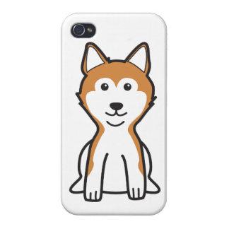 柴犬犬の漫画 iPhone 4/4S カバー