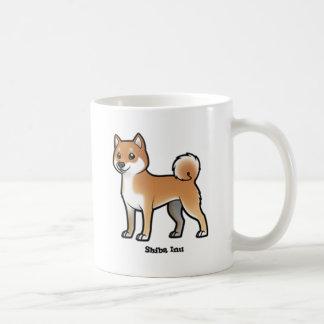 柴犬 コーヒーマグカップ
