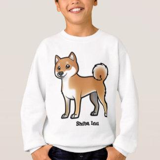 柴犬 スウェットシャツ