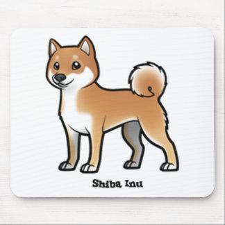 柴犬 マウスパッド