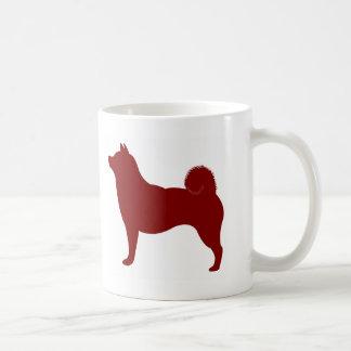 柴犬(赤い) コーヒーマグカップ