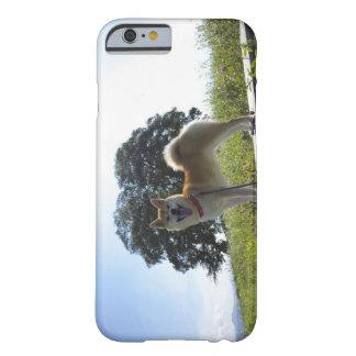 柴犬 BARELY THERE iPhone 6 ケース