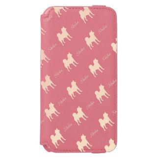 柴犬PK INCIPIO WATSON™ iPhone 6 財布ケース
